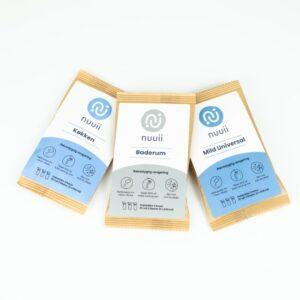nuuii refill blandet pakke miljørigtig rengøring