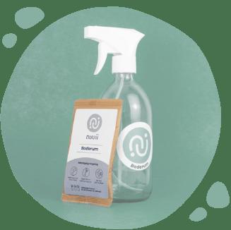 Miljøvenlig baderums rengøring